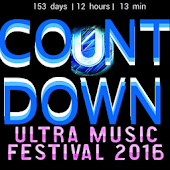 Countdown to ULTRA Music 2016
