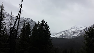 Photo: View from nearby Two-medicine Lake