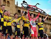 """Roglič aan het feest met grootste marge in Vuelta tot dusver: """"Niet te geloven, elke manier van winnen is fantastisch"""""""