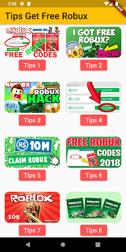 Trips Get Free Robux For Roblox RBX - Revenue & Download