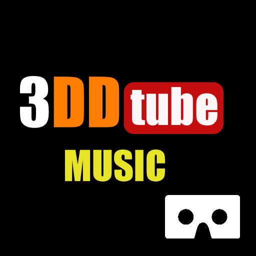3DDtube - Music VR Cardboard