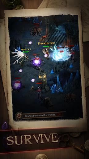 Télécharger Adventurer Legends - Diablo II Heroes Offline RPG apk mod screenshots 5