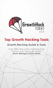 Growth Hack Toolkit | Top Growth Hacking Tools Apk Download For Android 1