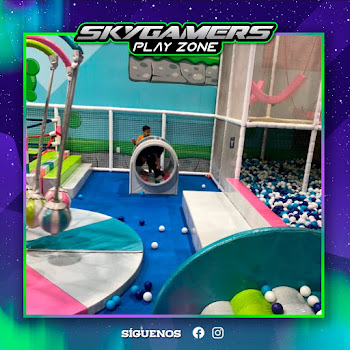 Skygamers Play Zone pabellon