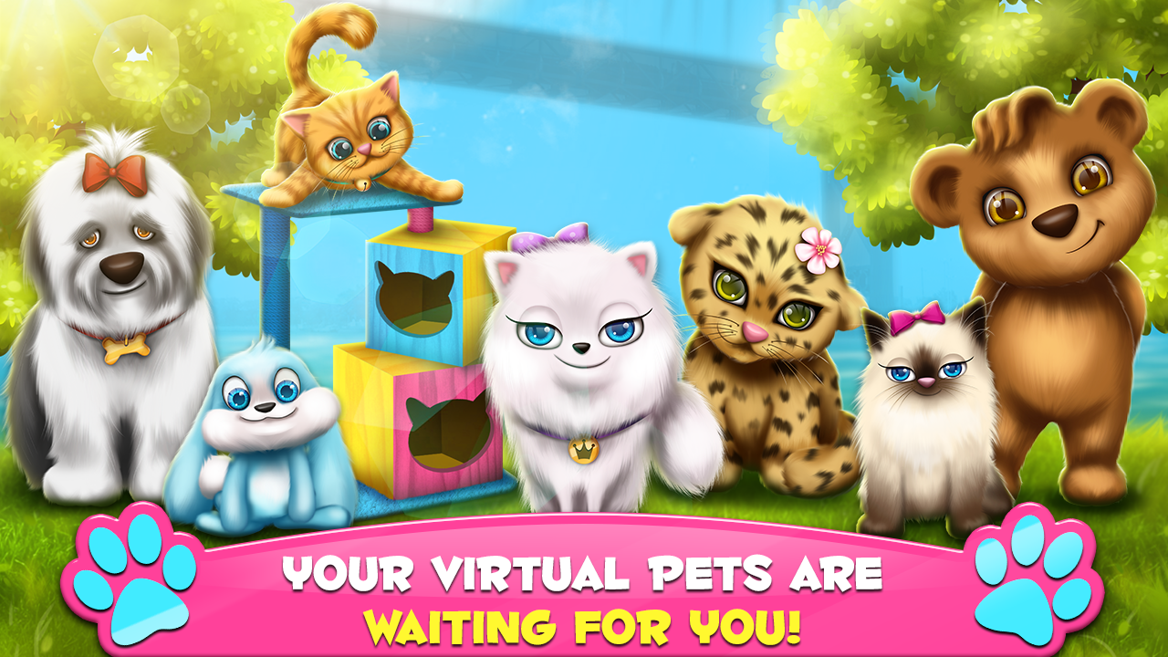 Pet House Decoration Games- screenshot