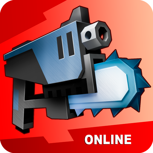Mad GunZ - FPS online shooter, map craft