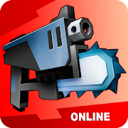 Mad GunZ FPS  - حرفةلعبة إطلاق نار على الإنترنت