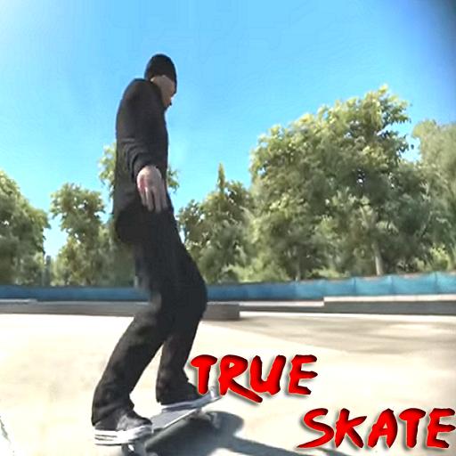 Pro True Skate  Hint