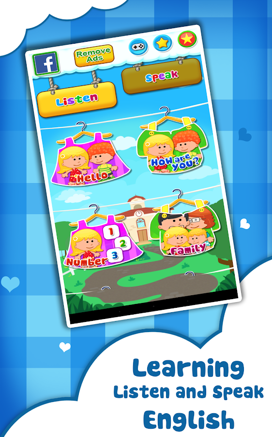 English for Kids - Kids Game - Android Apps on Google Play