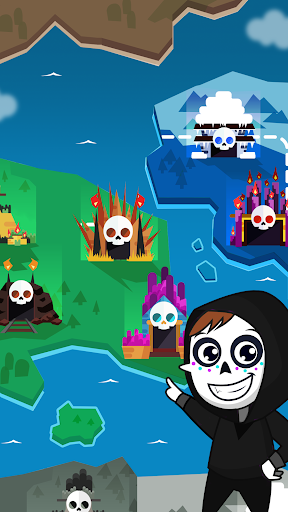 Télécharger Gratuit Idle Death Tycoon -  jeu de riches APK MOD (Astuce) screenshots 3