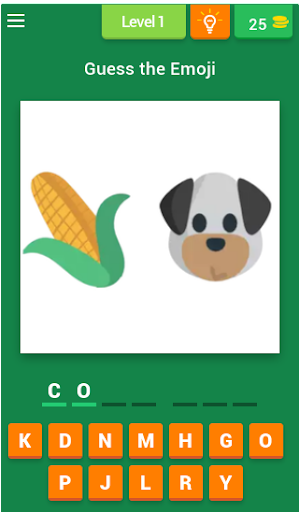 Guess up Emoji