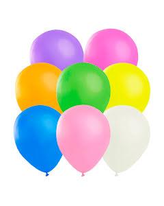 Ballonger runda, 10 st