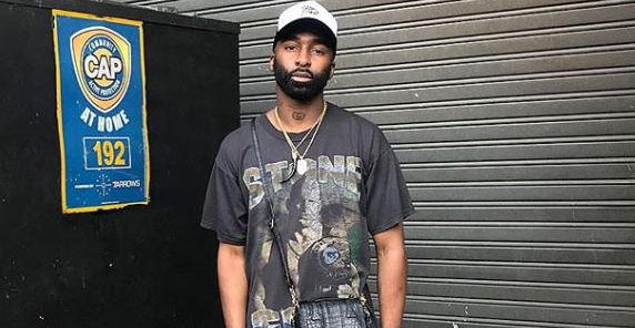 Riky Rick is gatvol of violence.