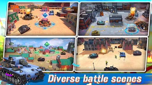 Fury Tank: World at War 1.0.4 screenshots 1