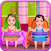 Twins Nursery Baby Games
