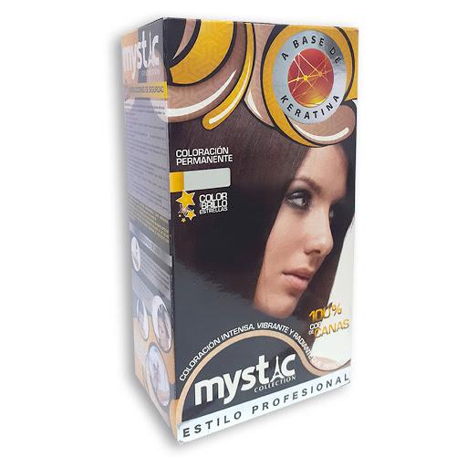 Tinte Mystic Kit 7.7 Chocolate Claro (Kit 7.7)