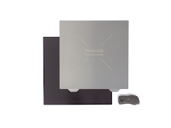 Wham Bam 3D Printer Flexible Build System - 330mm x 330mm (Pre-Installed PEX)