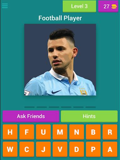 Guess The Football Player 3.19.6z screenshots 8