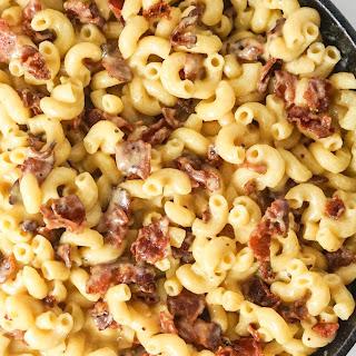 Smokey Bacon Mac and Cheese Recipe