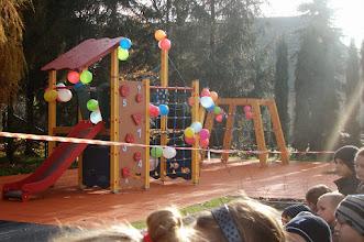 Photo: Mamy nowy plac zabaw!