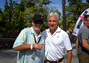 Photo: The Voice of Ironman Mike Reilly