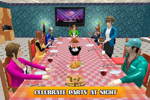 Virtual House Party Simulator: Happy Family 1.03 screenshots 1