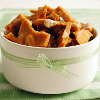 Peppered Peanut Brittle