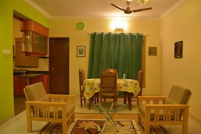 Mudailar Road Apartment, Bangalore