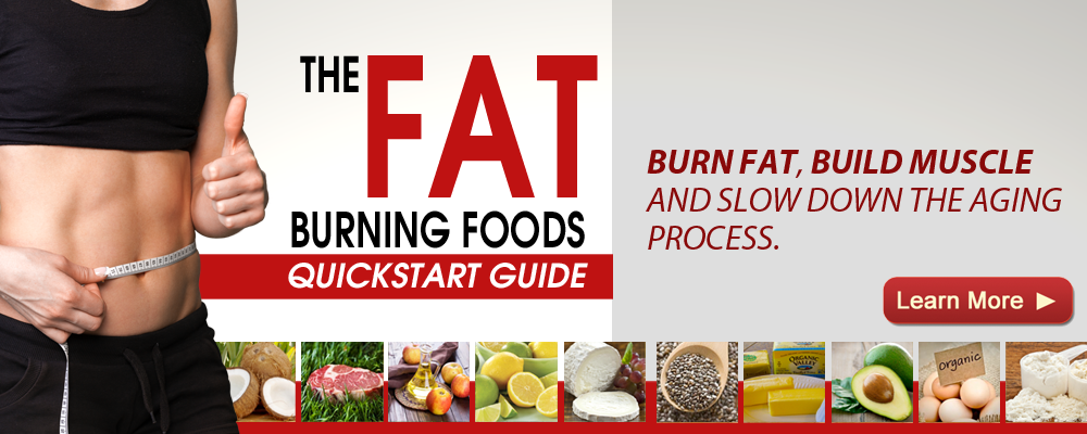 Fat Burning Foods Quickstart Guide