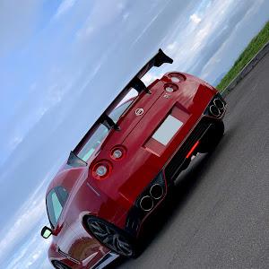 NISSAN GT-R  MY15のカスタム事例画像 いまむー@赤いR35【R-35】さんの2021年08月16日18:28の投稿