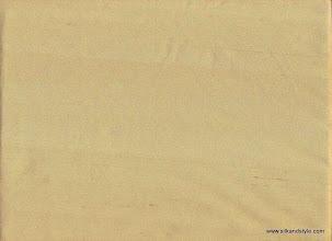 Photo: Kashmir 16 - Silk Satin Plain - Color Ginger