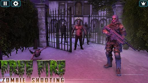 Dead Zombie Hunter Shooting Unknown Battlegrounds 1.0 screenshots 1