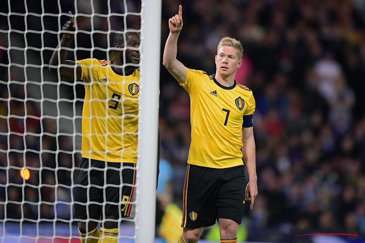België kan het zesde land ooit worden met het maximum van de punten en is nu eerste reekshoofd voor EURO 2020