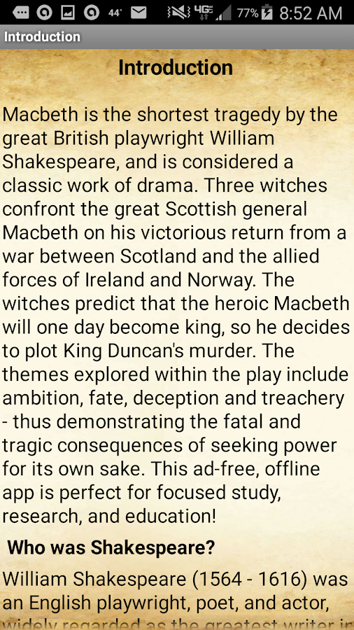 the unrelenting power of deception in william shakespeares macbeth In this article we explore the theme of ambition and power in william shakespeare's play, macbeth more  hubpages macbeth themes – ambition and power in macbeth updated on february 3, 2012 flighty02  this is a very good analysis of the themes in the play macbeth bt need more elaborating on the theme of deception all togther it is a.