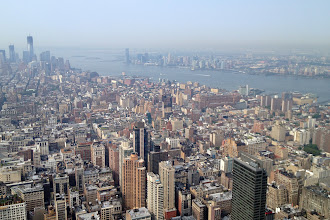 Photo: View from the Empire State Building http://ow.ly/caYpY