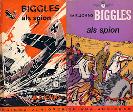Photo: 03 Biggles als spion