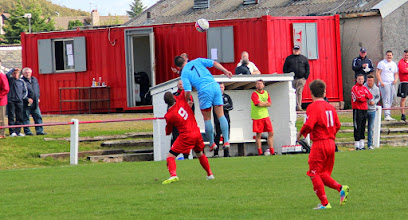 Photo: 30/08/14 v  Ardeer Thistle (West Superleague 1st Division) 3-3 - contributed by Gary Spooner