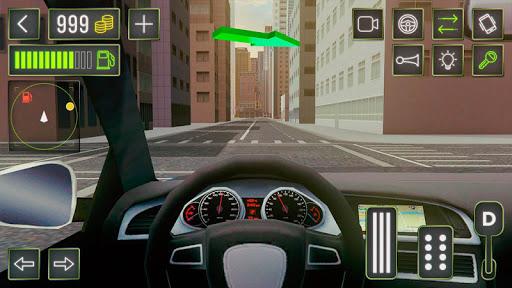 Driving Car Simulator 1.4 screenshots 6
