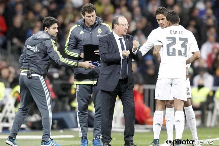 'Benitez mag zijn biezen pakken bij Real Madrid'