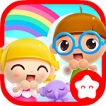 Happy Daycare Stories - School playhouse baby care 1.1.0