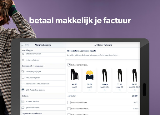 wehkamp - shopping & service screenshot 16
