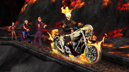 Ghost Ride 3D apkbreak screenshots 1