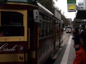 Photo: Fahrt mit der Historischen Straßenbahn