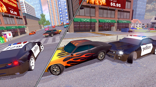 NY Police Chase Car Simulator - Extreme Racer 1.4 screenshots 18