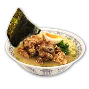 137. Chicken Karaage Miso Ramen