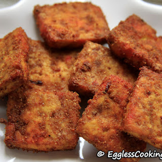 Indian Style Baked Tofu Recipe
