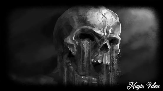 Skull wallpaper apps on google play screenshot image voltagebd Choice Image