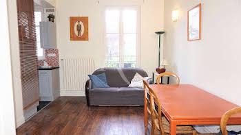Appartement meublé 2 pièces 36,62 m2