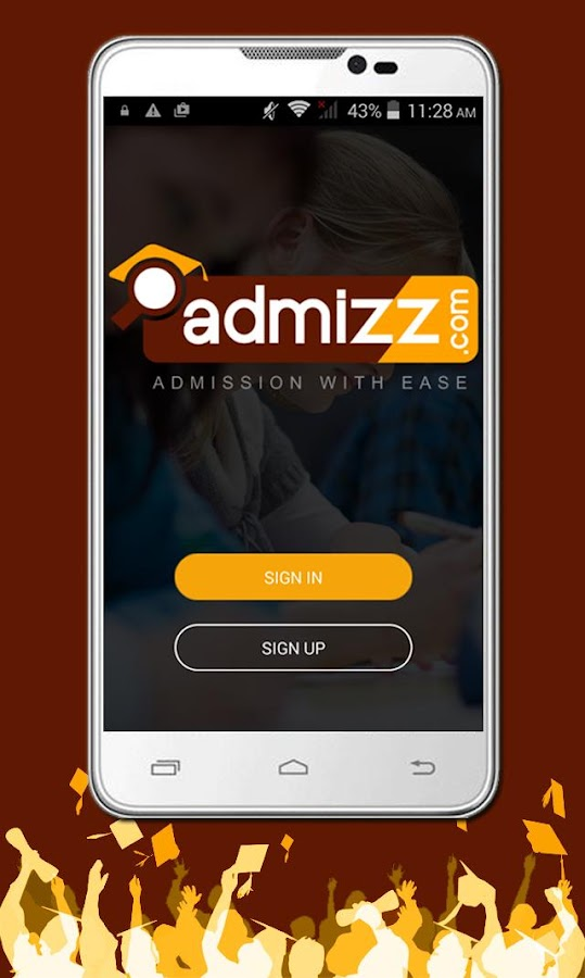 Admizz | Admission with Ease- screenshot