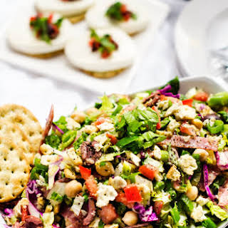Italian Chopped Salad.